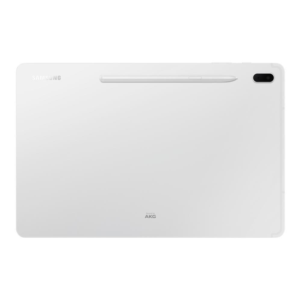 "Tablet Samsung Galaxy Tab S7 Fe / Mystic Silver / 4 Gb Ram / 64 Gb / 12.4 "" image number 3.0"