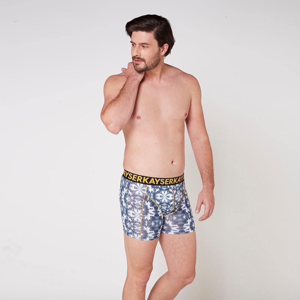 Boxer Corto Hombre Kayser image number 0.0