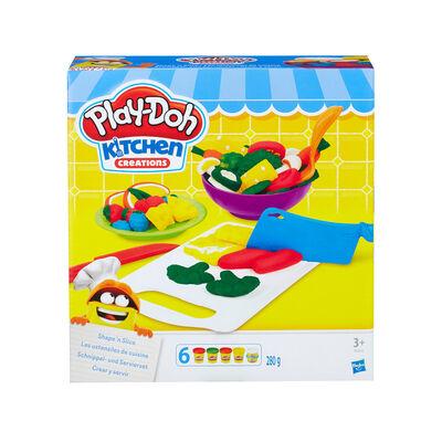 Juego Didáctico Hasbro Play Doh Kitchen Chef