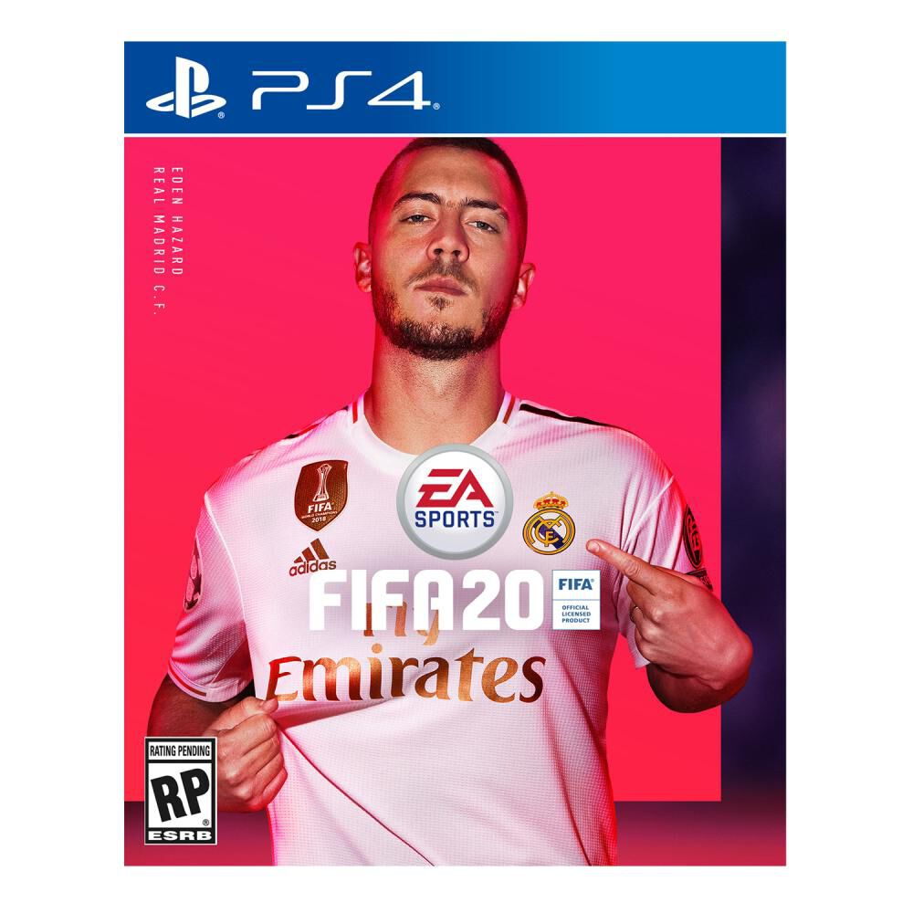 Juego Ps4 Fifa 2020 image number 0.0