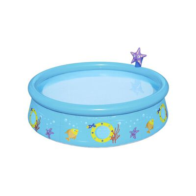 Piscina Bestway Para Niños My First Fast Set Con Aspersor