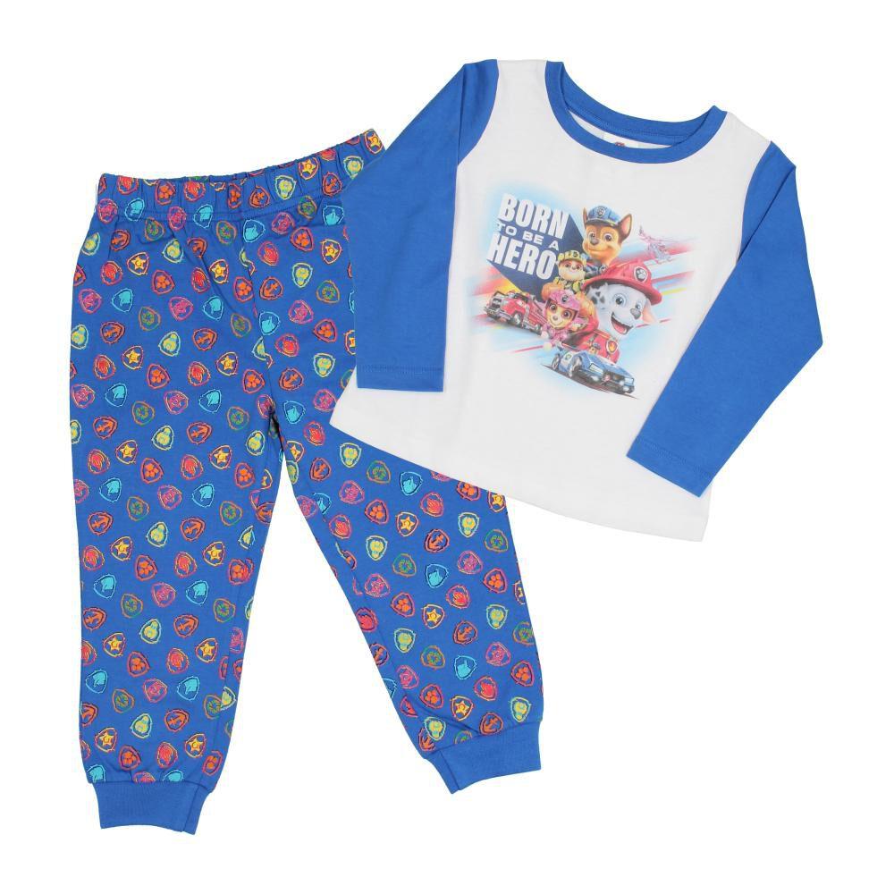 Pijama Niño Paw Patrol / 2 Piezas image number 0.0