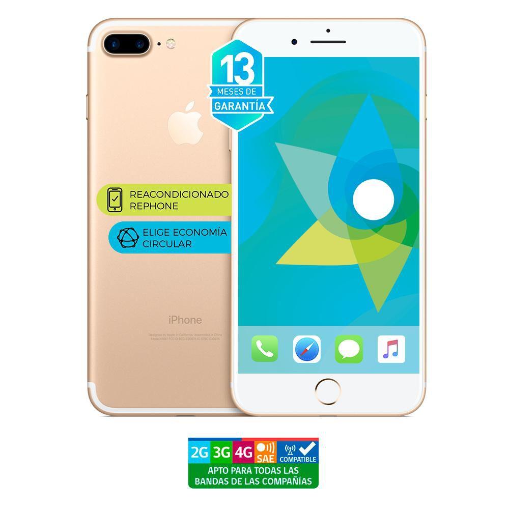 Smartphone Apple Iphone 7 Reacondicionado Dorado / 32 Gb / Liberado image number 0.0