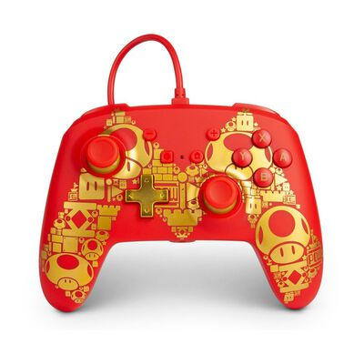 Control Nintendo Switch Nintendo Mario Gold M