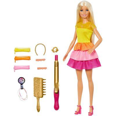 Barbie Fashionista Muñeca Peinados De Ensueño