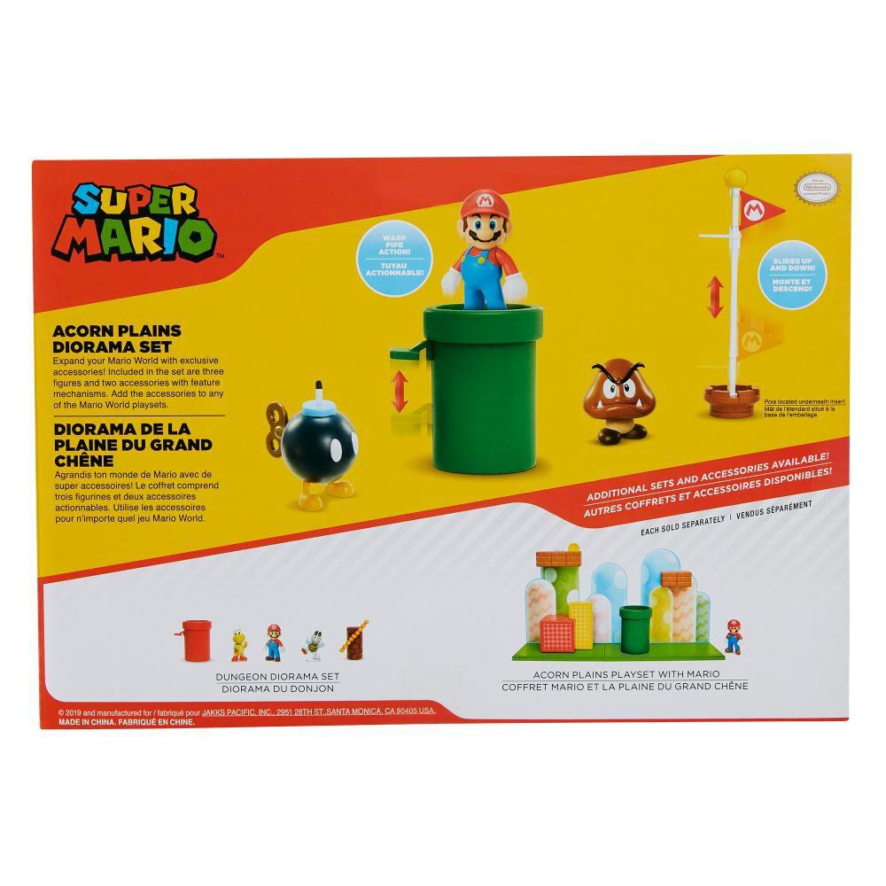 Figuras Coleccionables Nintendo Diorama Super Mario Underground image number 5.0