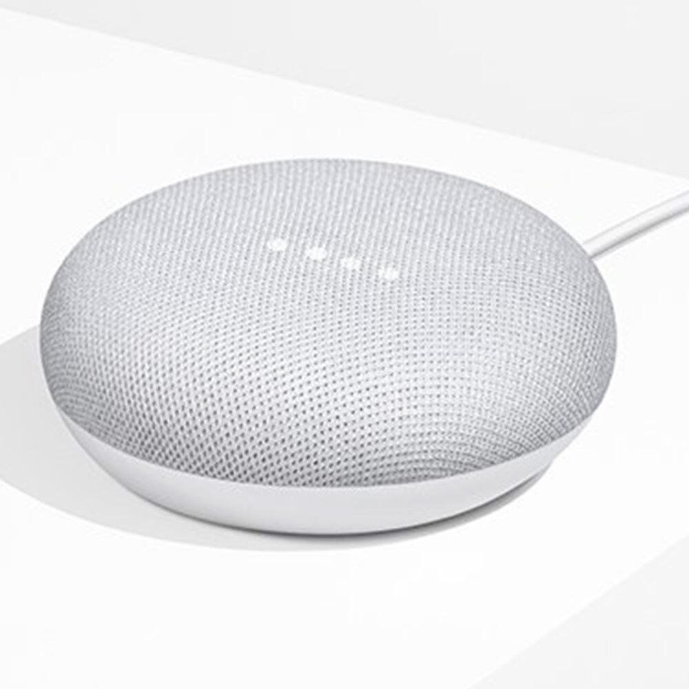 Parlante Bluetooth Google Mini Gris / Asistente de voz image number 2.0