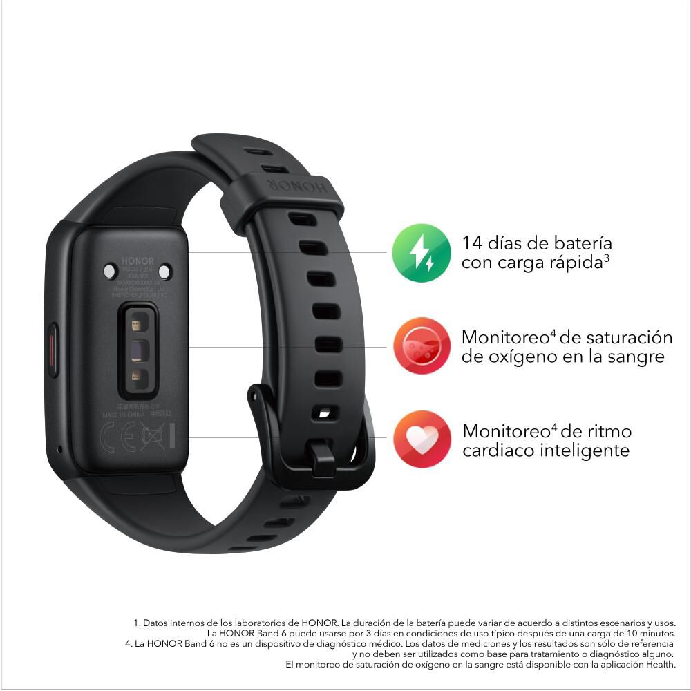 Smartband Honor 6 / 128 Mb image number 4.0