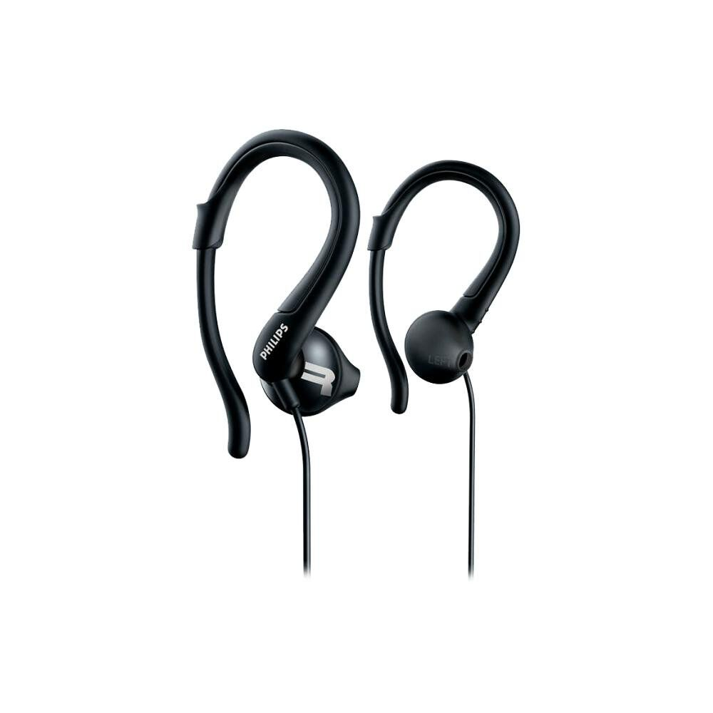 Audifonos Philips Action Fit Negro image number 0.0