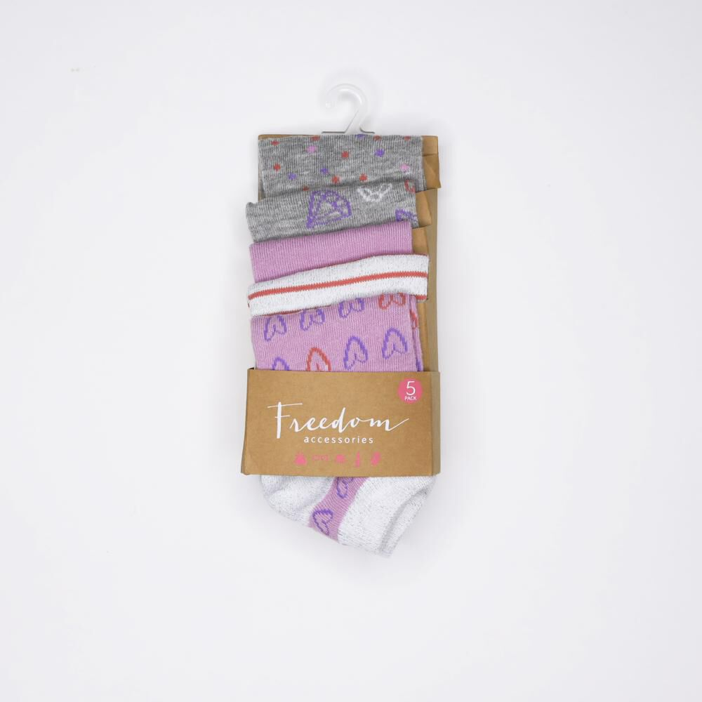 Pack Calcetines Freedom / 5 Pares image number 0.0