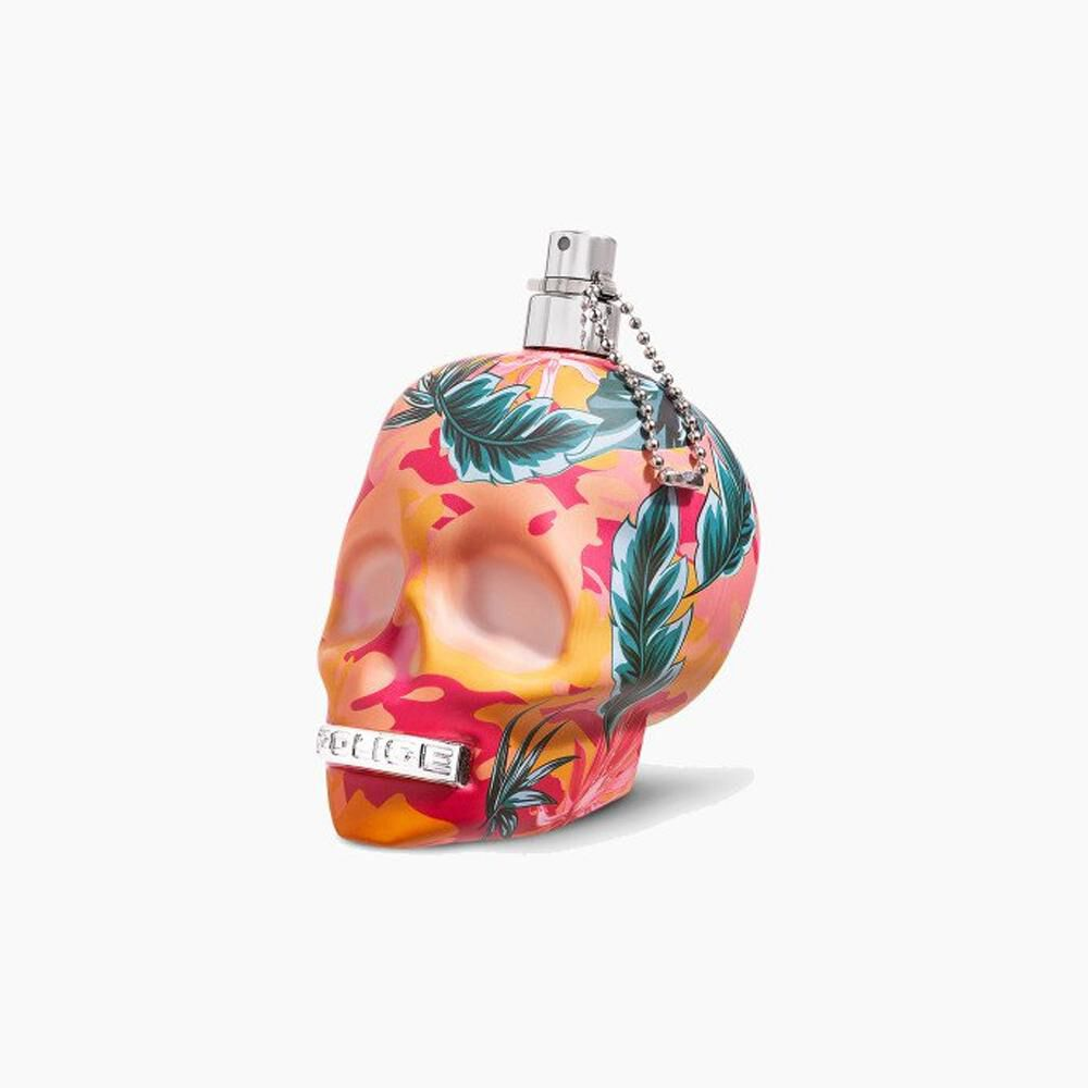 Perfume To Be Exotic Jungle Woman Police / 125 Ml / Edt image number 0.0
