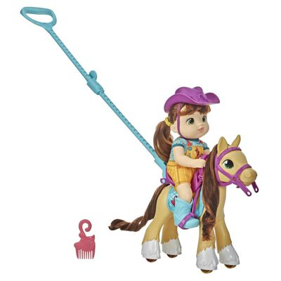 Muñeca Baby Alive Littles Pony