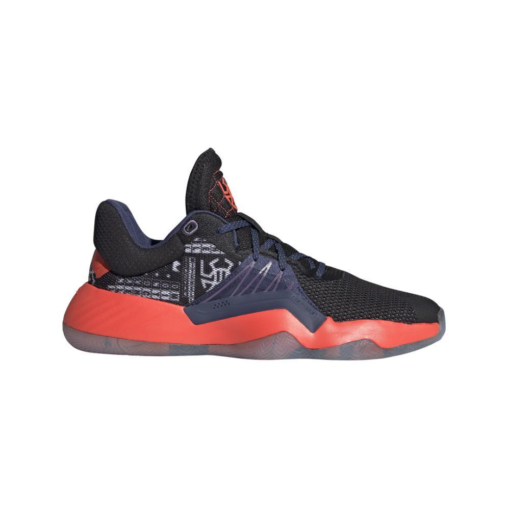 Zapatilla Basketball Hombre Adidas image number 1.0