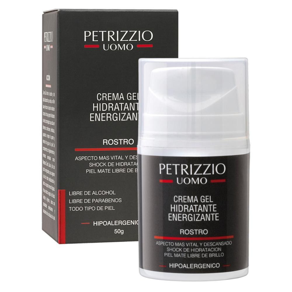 Crema Gel Rostro Petrizzio Uomo image number 0.0