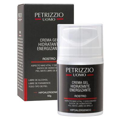 Crema Gel Rostro Petrizzio Uomo