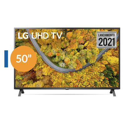 "Led LG UP7500PSF / 50 "" / Ultra Hd 4k / Smart Tv"