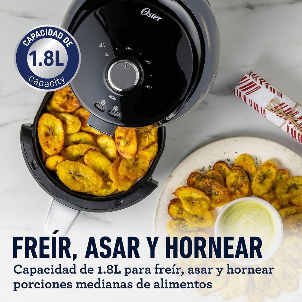 Freidora De Aire Oster Ckstaf18m-052 / 1,8 Litros image number 3.0