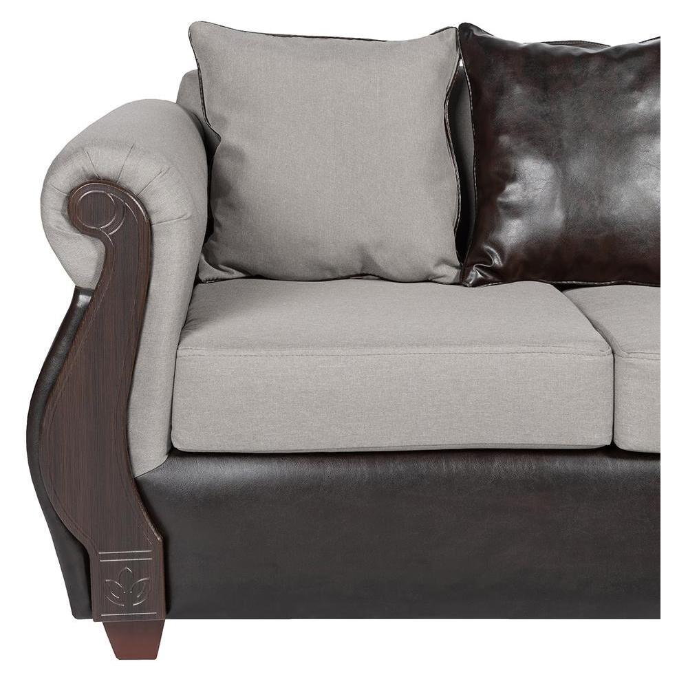 Sofa Seccional Casaideal Bugambilia / 3-2 Cuerpos image number 2.0