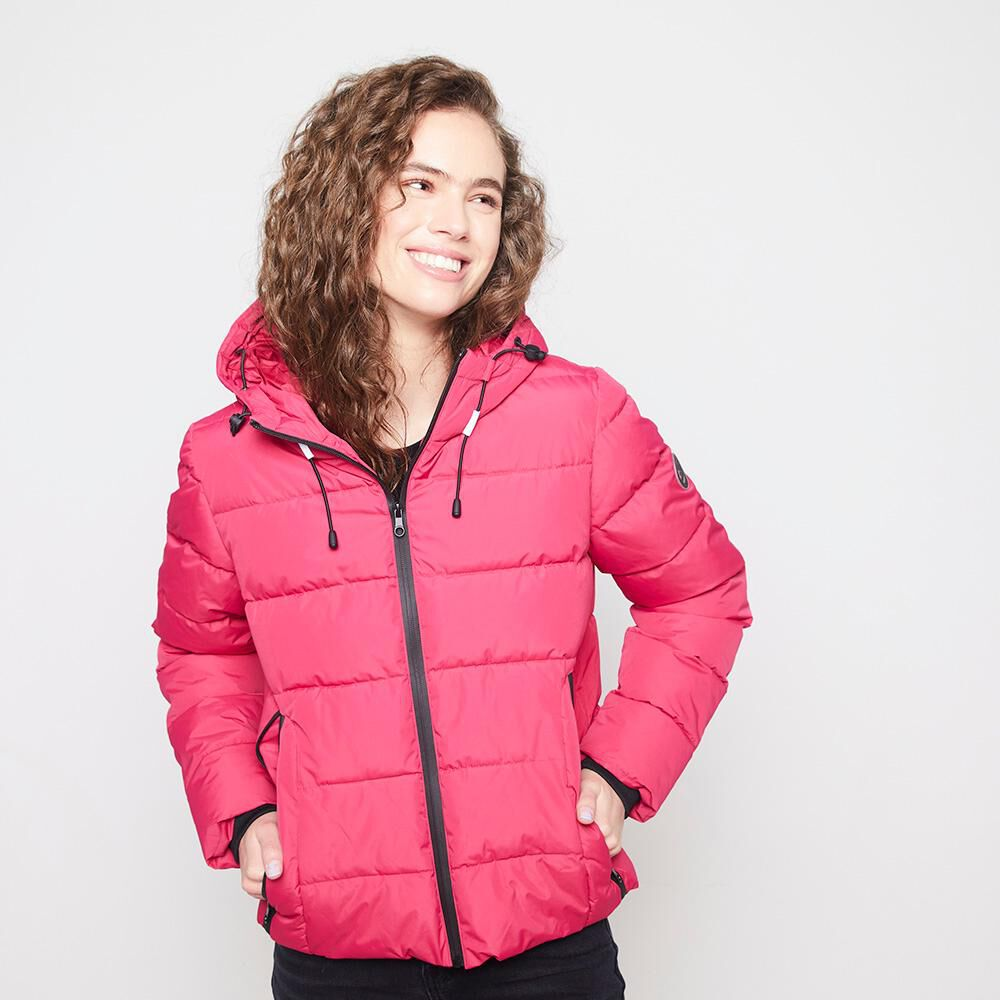 Parka Corta Mujer Freedom image number 0.0