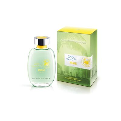 Perfume Miami For Men Mandarina Duck / 100 Ml / Eau De Toillete