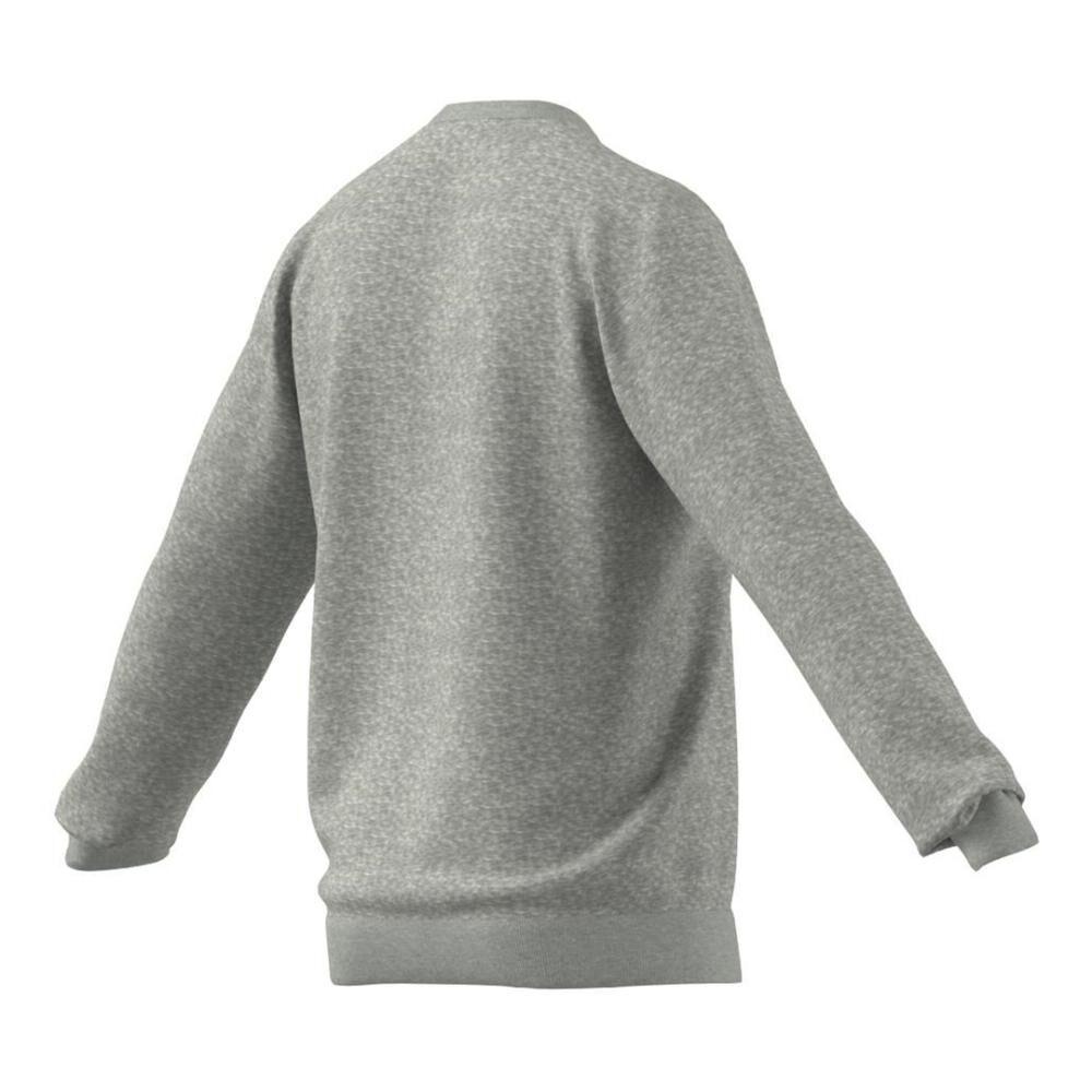 Polerón Deportivo Hombre Adidas Essentials Sweatshirt image number 2.0