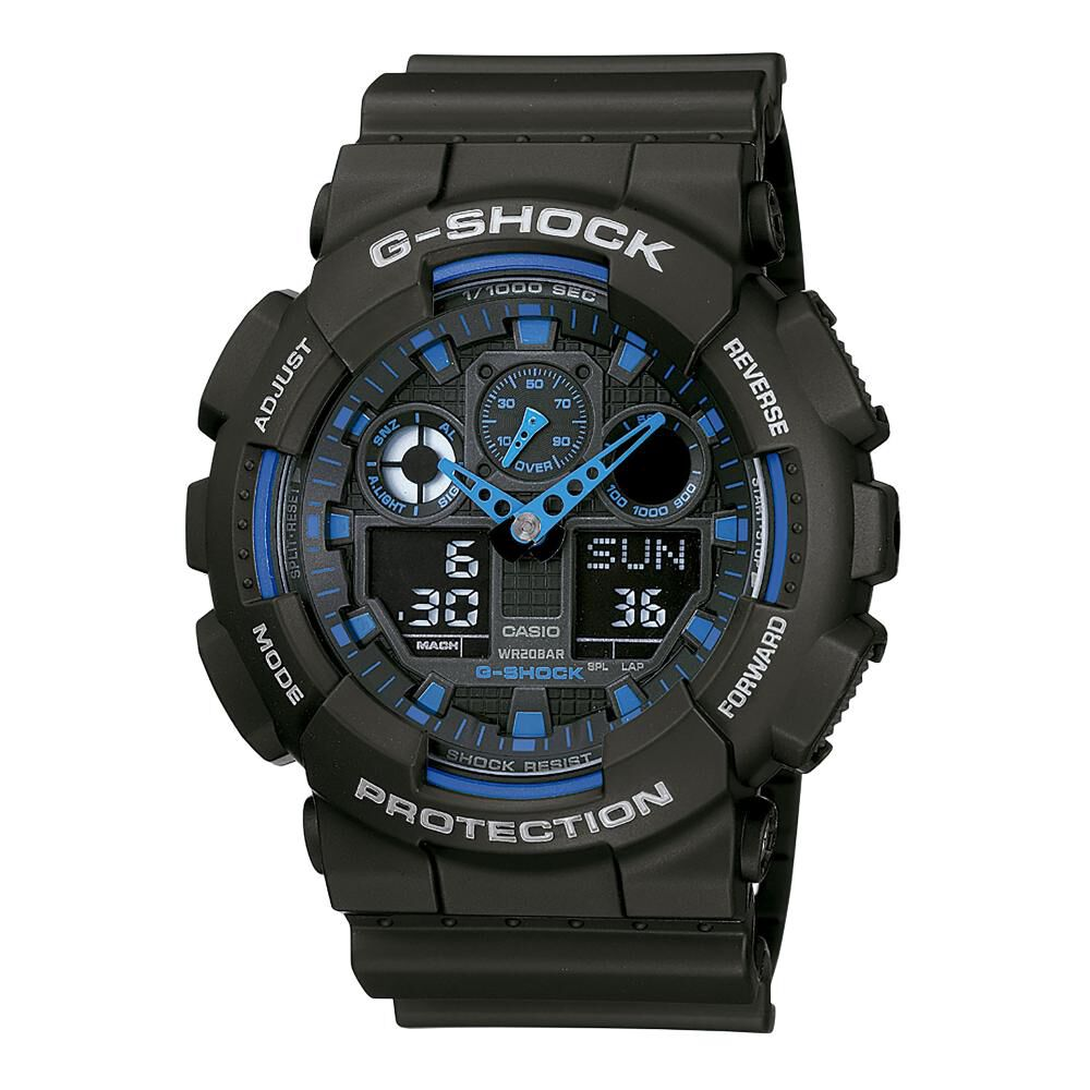 Reloj Hombre G Shock Ga-100-1a2dr image number 0.0
