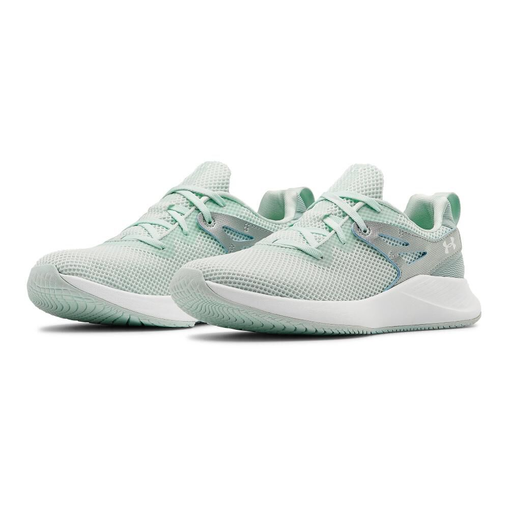 Zapatilla Urbana Mujer Under Armour Charged Breathe Trainner 2 image number 4.0