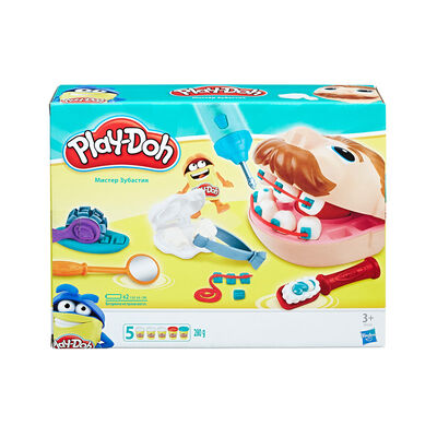 Juego Didáctico Hasbro Play Doh Dentista