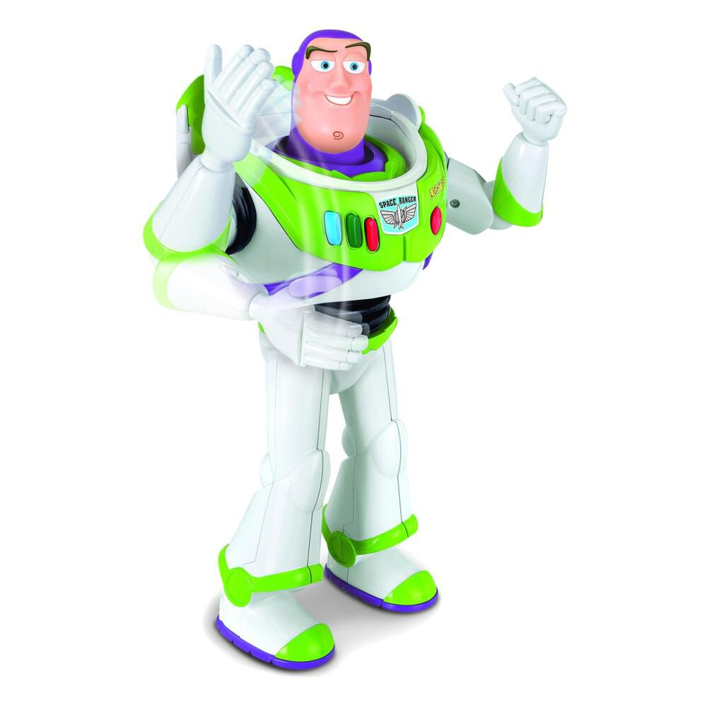 Figura De Pelicula Toy Story Buzz Lightyear Karate image number 0.0