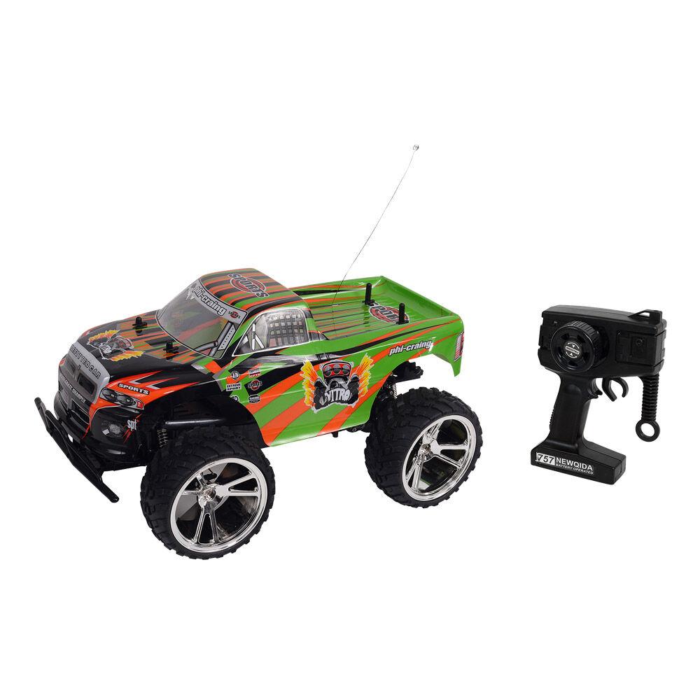 Camioneta Radio Controlada Jf043917 image number 4.0