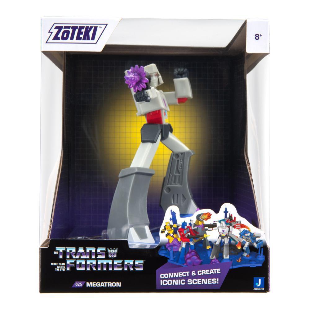 Figura De Acción Zoteki Transformers Megatron image number 1.0