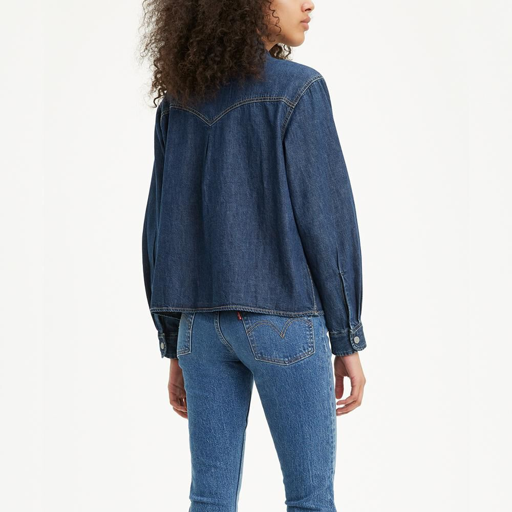 Camisa Mujer Levi's image number 1.0