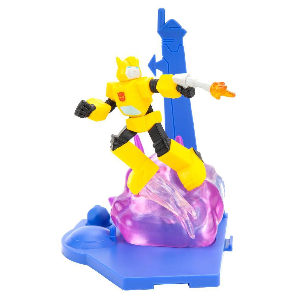 Figura De Acción Zoteki Transformers Bumblebee image number 0.0