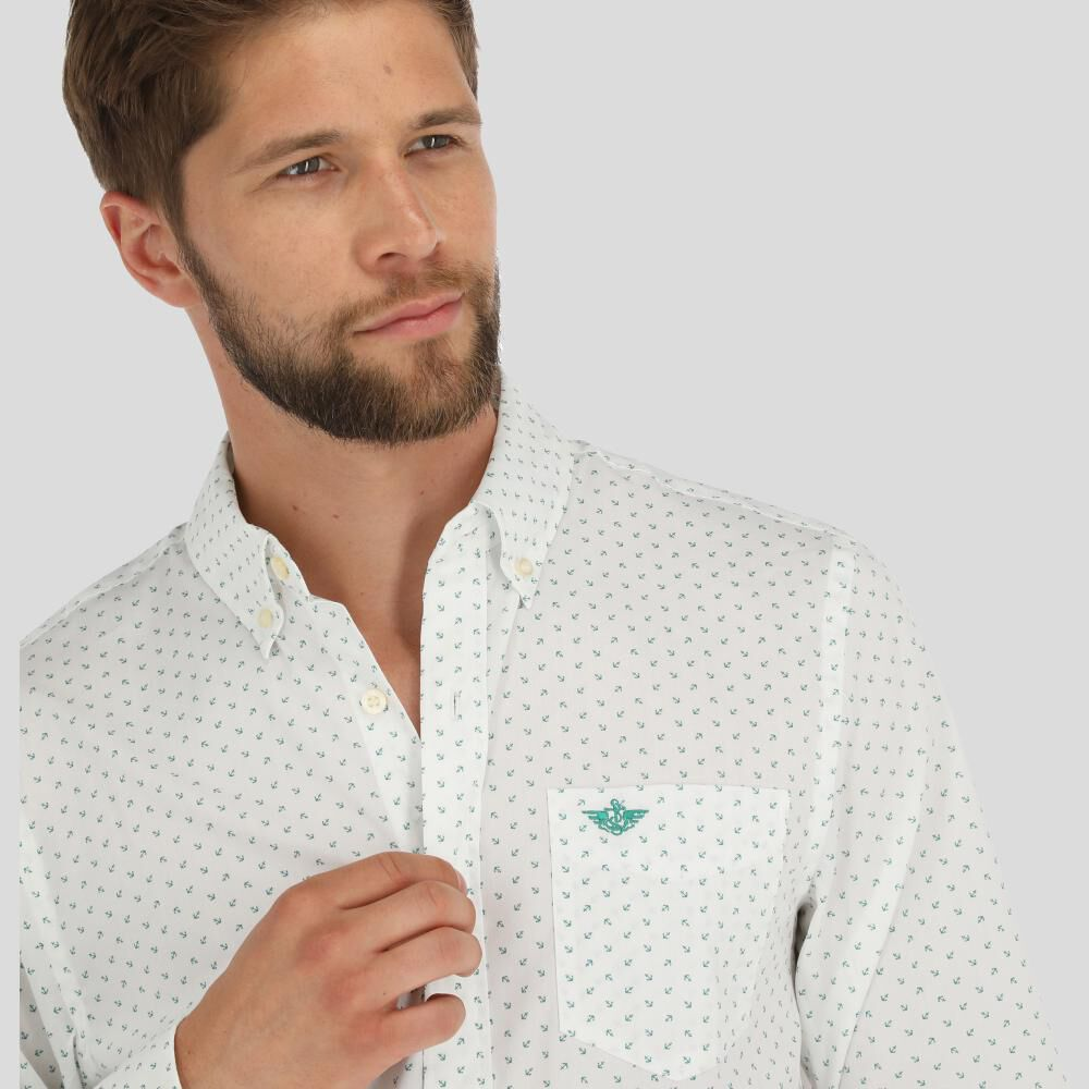 Camisa  Hombre Dockers image number 0.0
