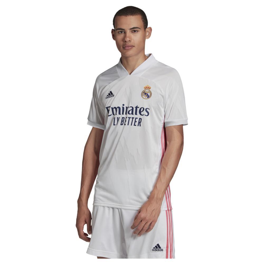 Camiseta De Fútbol Hombre Real Madrid Adidas image number 0.0