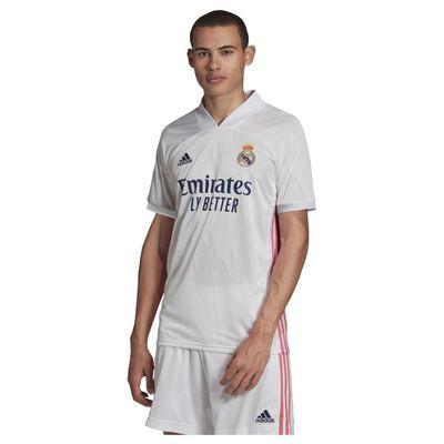 Camiseta De Fútbol Hombre Real Madrid Adidas