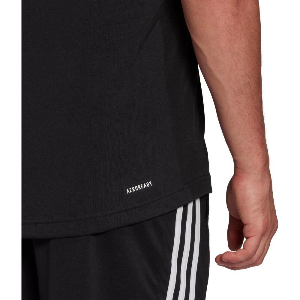 Polera Hombre Adidas Aeroready Designed 2 Move Feelready image number 5.0