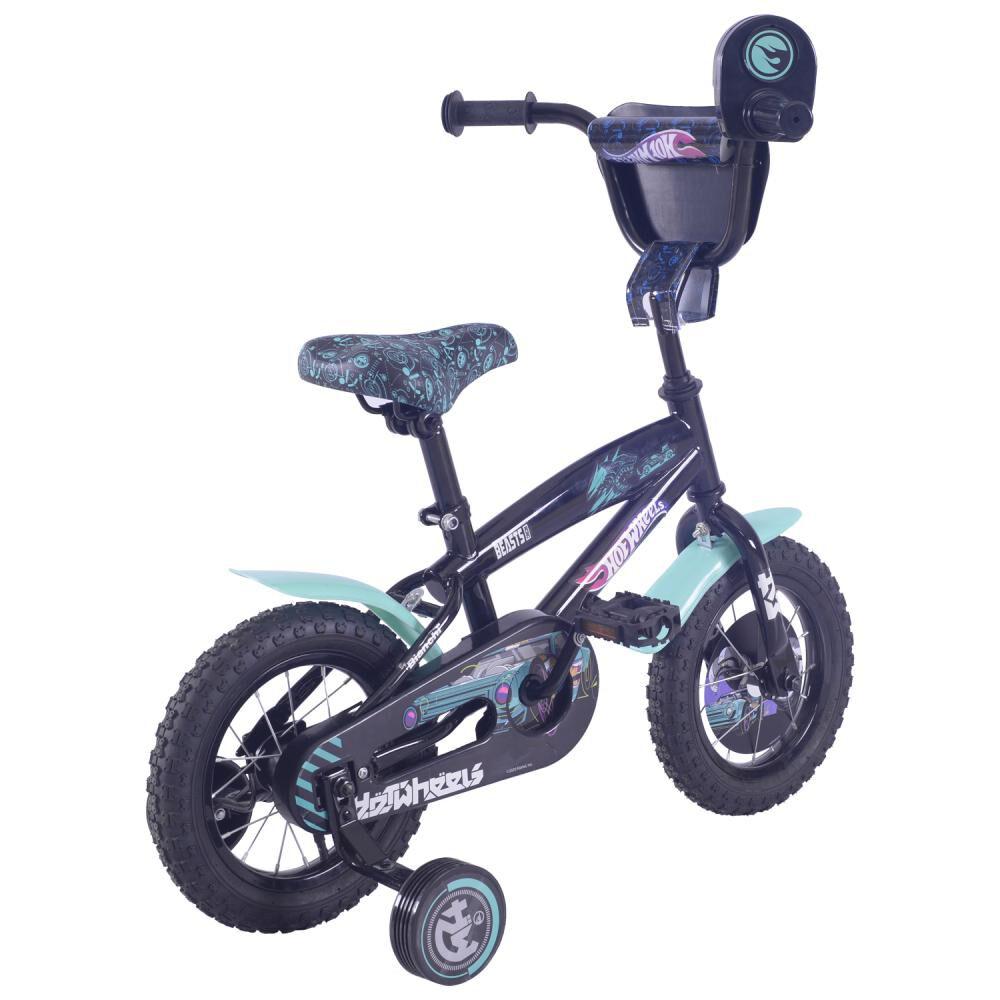 Bicicleta Infantil Bianchi Hot Wheels 12 / Aro 12 image number 1.0