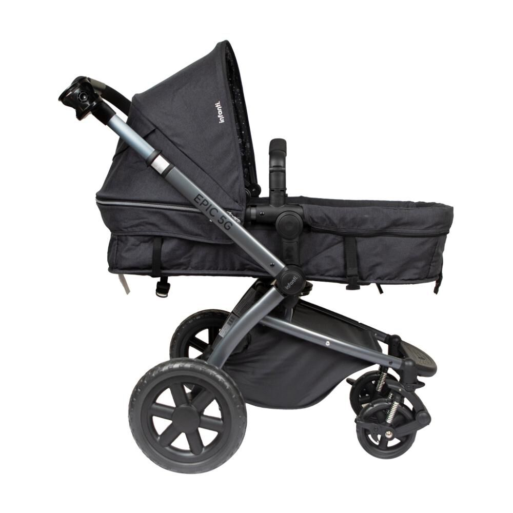 Coche Travel System Infanti Epic 5g image number 4.0