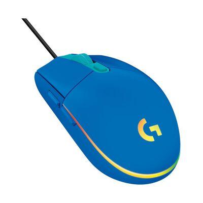 Mouse Gamer Logitech G203 Blue