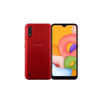 Smartphone Samsung A01 Rojo / 32 Gb / Liberado