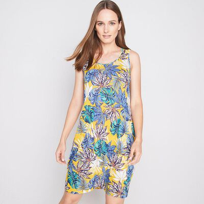 Vestido Full Print Mujer Geeps