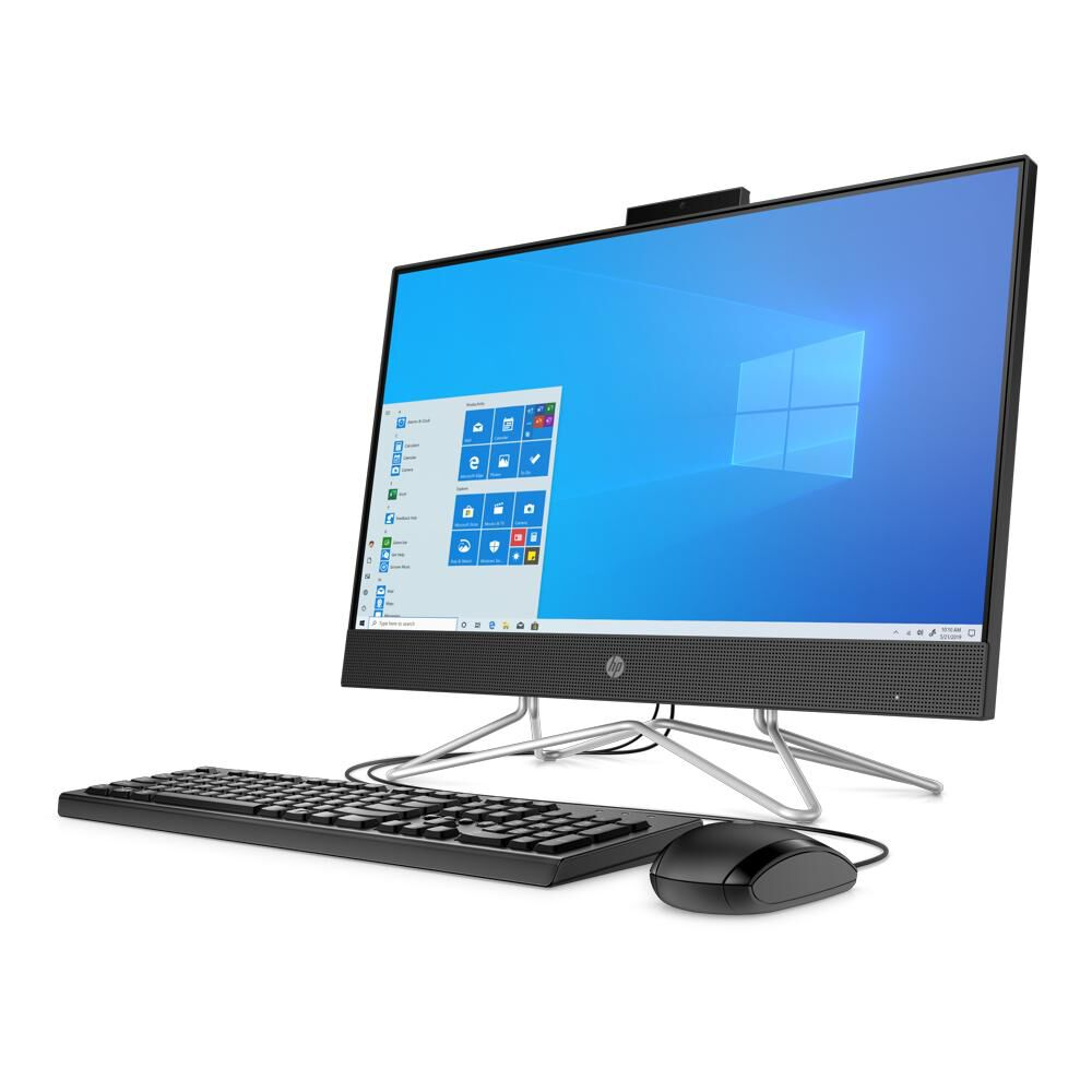 """All In One Hp V / Intel Core I3 / 4 Gb Ram / Intel Uhd / 1 Tb Hdd / 24 """" image number 1.0"""