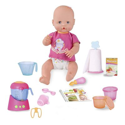 Muñeca Nenuco Comiditas