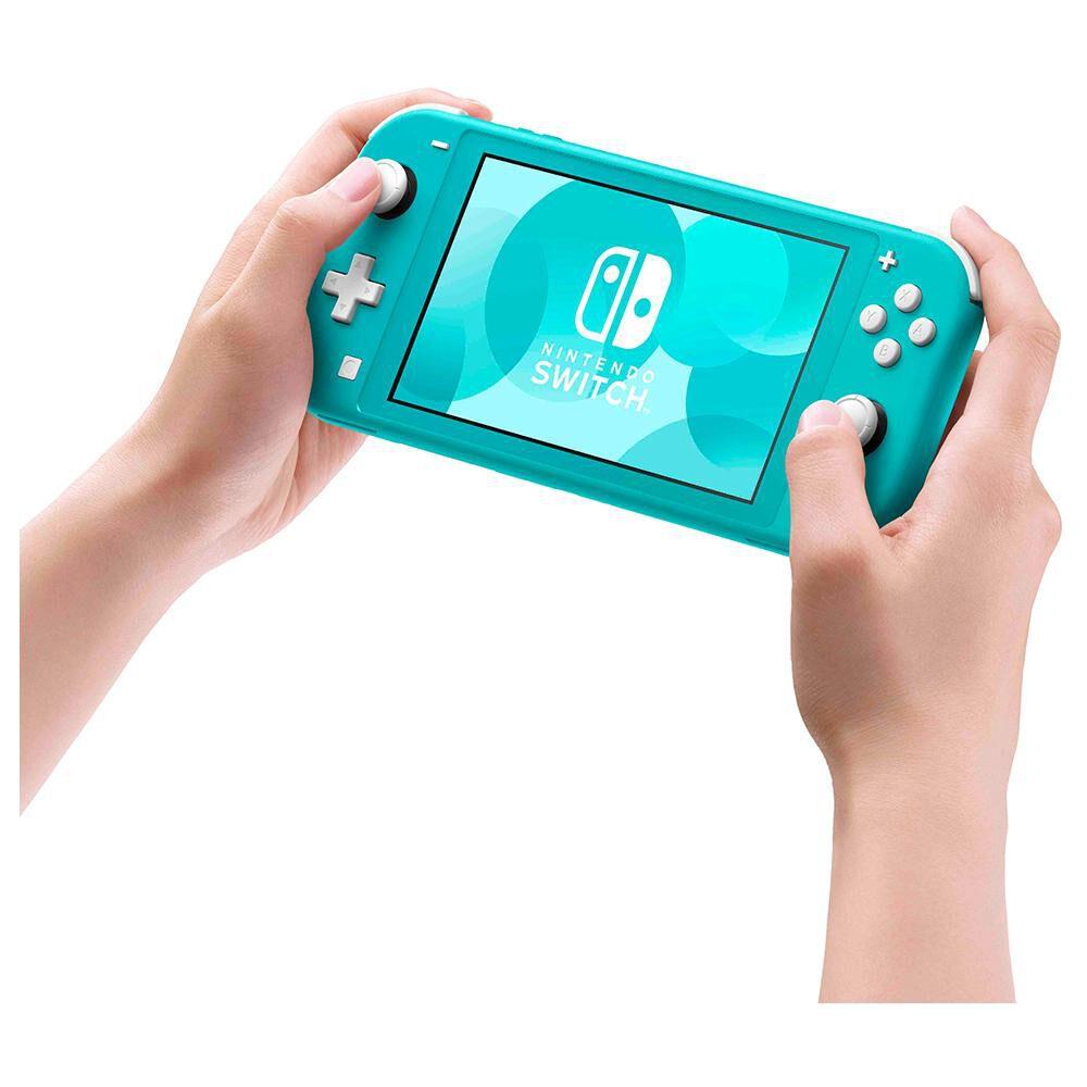 Consola Nintendo Switch Lite Turquesa image number 5.0