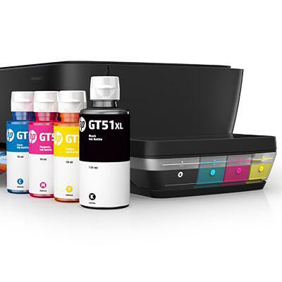 Impresora Multifuncional Hp 415 / Tinta Continua / Wifi