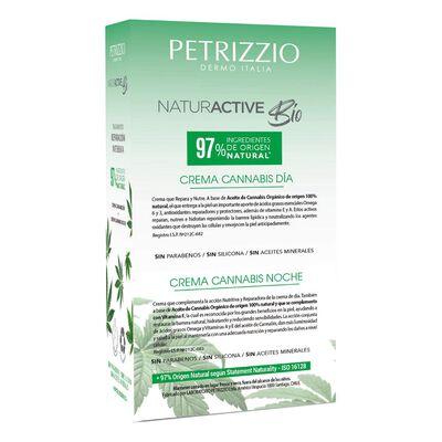 Set De Tratamiento Petrizzio Cannabis Dia + Noche