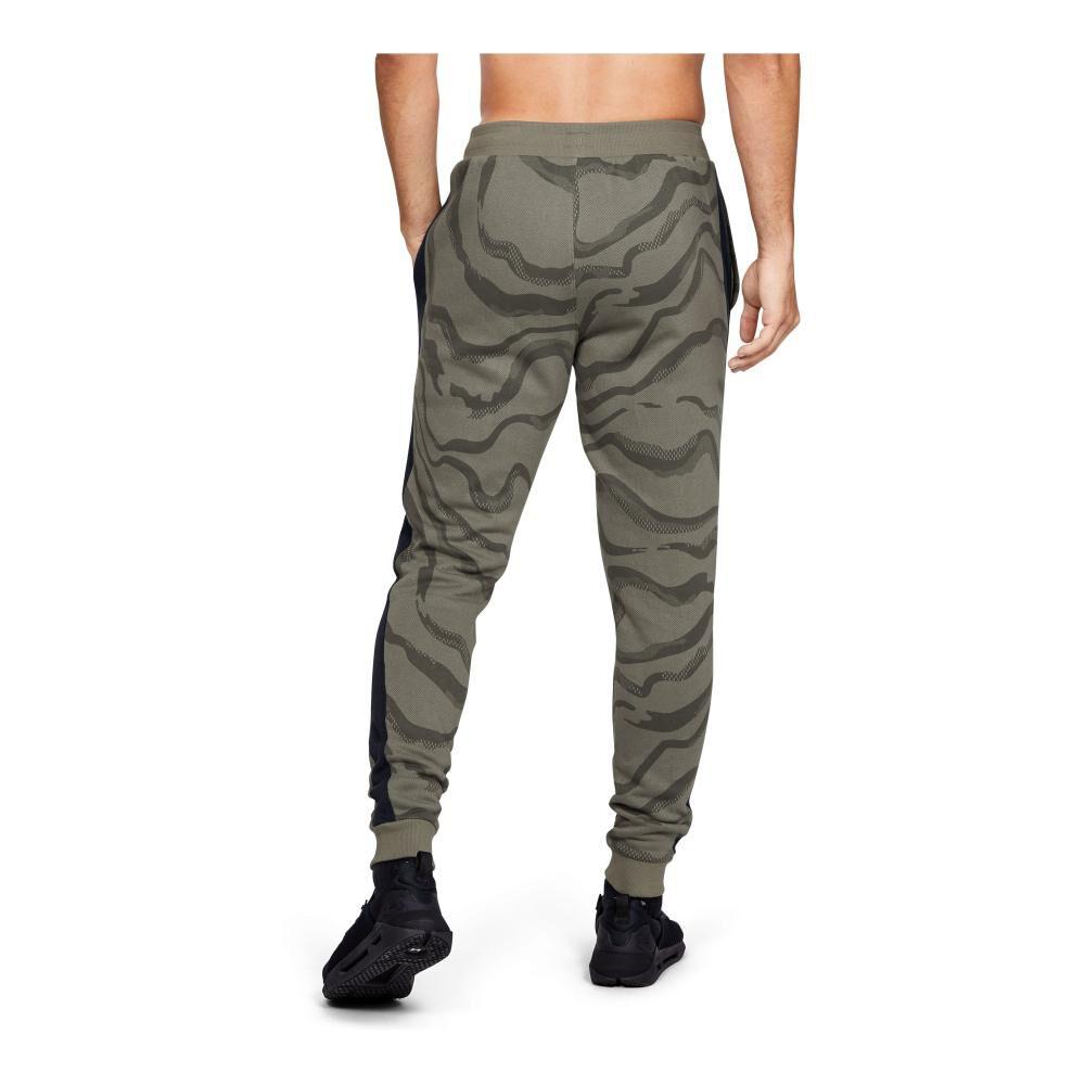 Pantalon De Buzo Hombre Under Armour image number 2.0