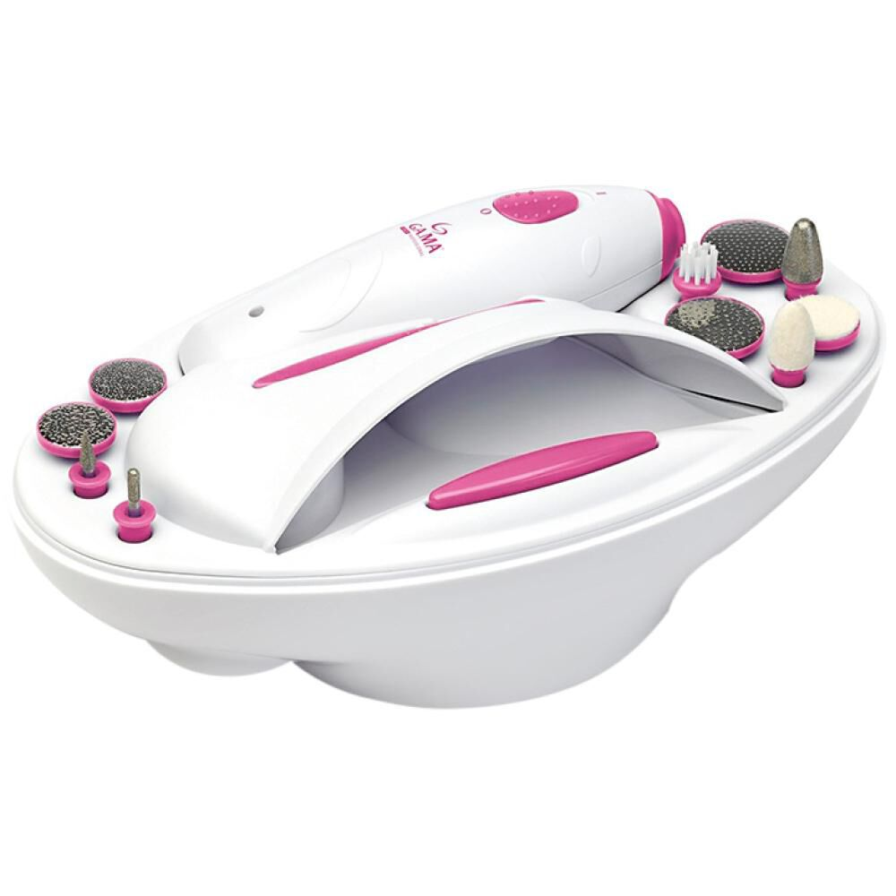 Kit Manicure Gama Nail Spa 11 Acc image number 1.0