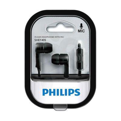 Audífonos Philips Manos Libres She1405